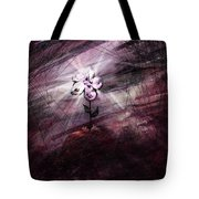 In All Things In Him Tote Bag