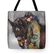 In All Weather Tote Bag