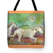 In Another Time Another Place... Tote Bag
