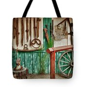 In Another Time Tote Bag