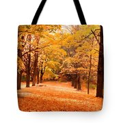 In Autumn Tote Bag