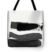 In Between Stage- Abstract Art By Linda Woods Tote Bag