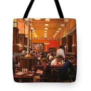 In Birreria Tote Bag by Guido Borelli