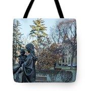 In Celebration Of Family Notre Dame 2 Tote Bag