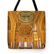 In Church Tote Bag