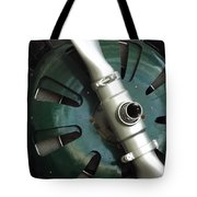 In Color Abstract 13 Tote Bag
