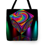 In Different Colors Thrown -4- Tote Bag by Issabild -