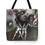 In Different Sides  Tote Bag