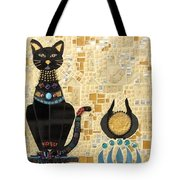 In Dreams Of Ricky Bobbie And Me In Egypt Tote Bag