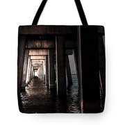 In From The Darkness  Tote Bag by Kim Loftis