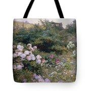 In Full Bloom  Tote Bag by Henry Arthur Bonnefoy
