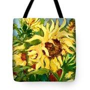 In Full Bloom Tote Bag