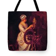 In Grandmothers Time 1876 Tote Bag