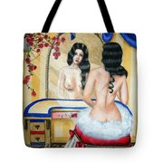 In Her Minds Eye Tote Bag