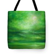 In Her Own Presence Tote Bag