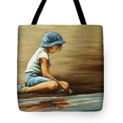 In Her World... Tote Bag