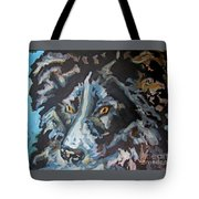 In Honor And Love Of Ace Tote Bag