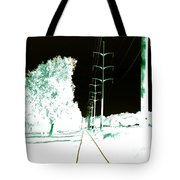 In Line Tote Bag