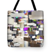 In London Museums 12 Tote Bag