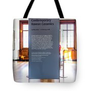 In London Museums 14 Tote Bag