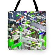 In London Museums 6 Tote Bag