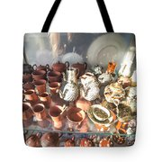 In London Museums 8 Tote Bag