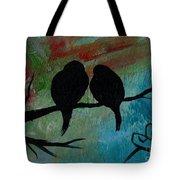 In Love Iv Wr Tote Bag