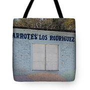 In Mexico Tote Bag