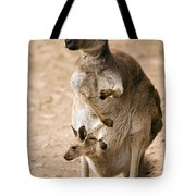 In  Mother's Care Tote Bag