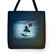 In My Life Cubed Tote Bag