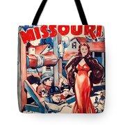 In Old Missouri 1940 Tote Bag