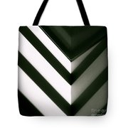 In Or Out Tote Bag by CML Brown