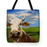 In Pasture Tote Bag