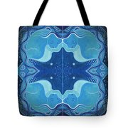 In Perfect Balance - T J O D 26 Compilation Tote Bag