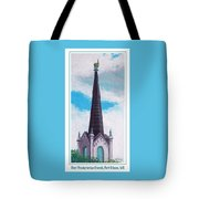 In Port Gibson Ms Tote Bag