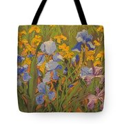 In Praise Of Vincent Tote Bag