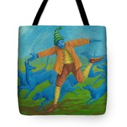 In Pursuit Of Anything. Tote Bag