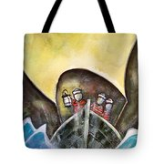 In Pursuit Of Tote Bag