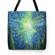 In Reverence To Thee Tote Bag