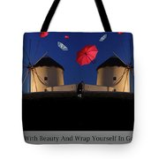 In Search Of Beauty Tote Bag