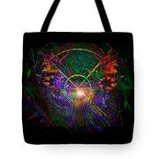In Search Of Cosmic Pi 3.14 Tote Bag
