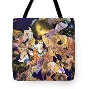 In Search Of Jesus Tote Bag
