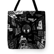in Sight 3 Tote Bag