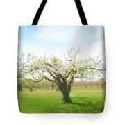 In Spring's Embrace Tote Bag