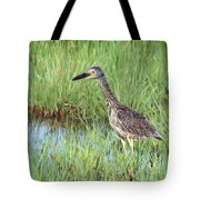 In Tall Grasses Tote Bag