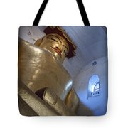 In The Ancient Temple Tote Bag