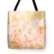 In The Arms Of Spring Tote Bag