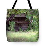 In The Back Woods Tote Bag