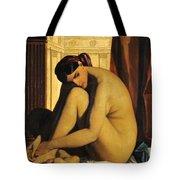In The Bath Tote Bag