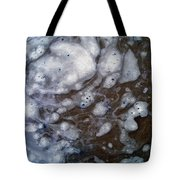In The Beginning - Creationism Expressionism Tote Bag